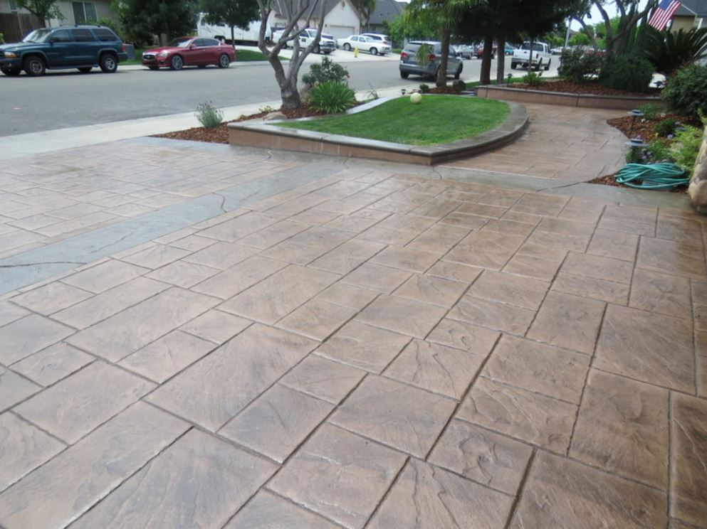 this is a very good made driveway pavers by livermore concrete masonry pros
