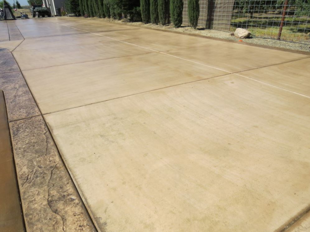 this image shows livermore concrete contractor